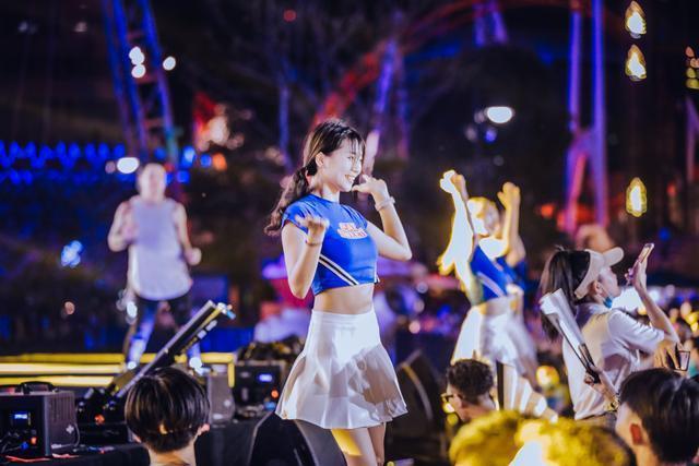 军警民乐游恐龙园,尊享HOHA音乐节 第4张