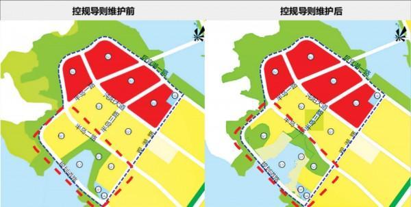 """关心 政府部门转让133亩商住用地调规为绿色生态绿化,大城市空出一片""""绿"""" 第5张"""