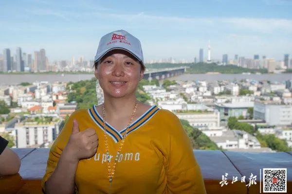 """援鄂医疗组工作人员重返湖北省,打开""""打卡签到大武汉""""之行 第5张"""