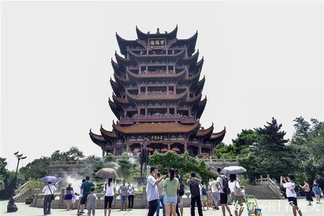 聚焦点|湖北省武汉景区免费参观当日人气值超旺!旅游景区服务项目防治抓牢 第14张