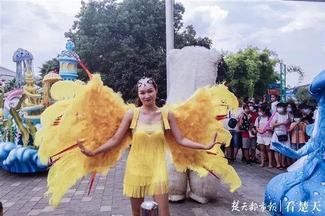 聚焦点|湖北省武汉景区免费参观当日人气值超旺!旅游景区服务项目防治抓牢 第20张