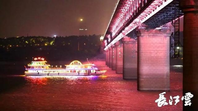 度假旅游|明日起,武汉市两江游玩旅游船宣布复航 第2张