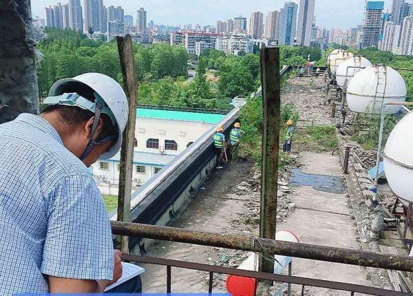 融合住户建议引入武汉钢铁原素,青山区129个老旧小区改造另外动工更新改造 第2张