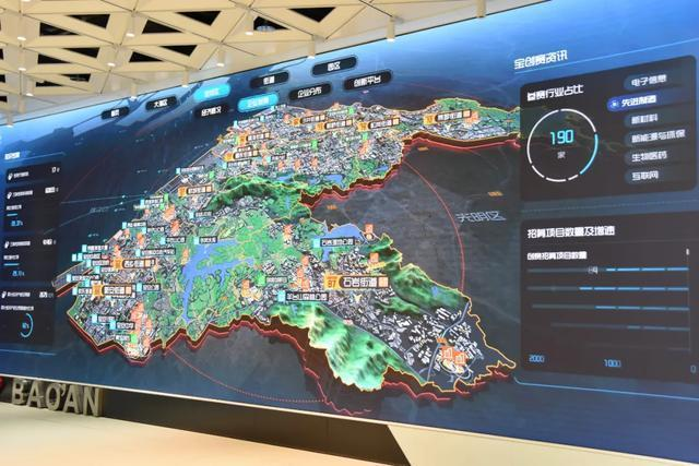 经济特区40年|深圳宝安区:产业结构升级与绿色生态整治并驾齐驱 第3张