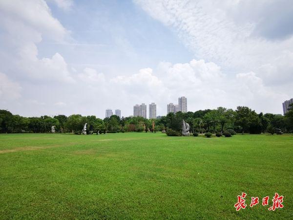 礼拜天了,外出玩!中心城区全部江滩公园都对外开放了 第3张