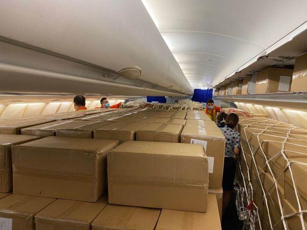 武汉市将启用至日本大阪全货运物流航道,天河机场国际物流航运点已达32个 第3张