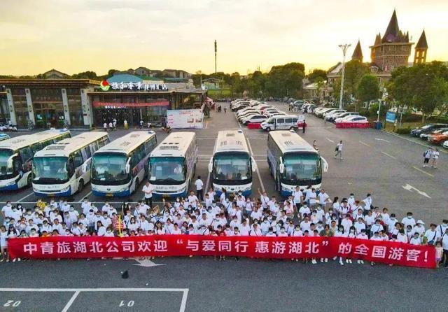 外省人一波一波组队来!武汉市各种旅游景点每日近五万人打卡签到,外出必读 第4张