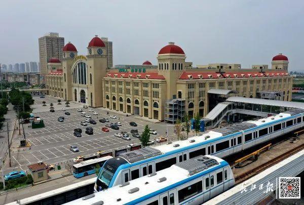 城市建设|促进汉口北提档升级,五大新项目十月动工 第3张