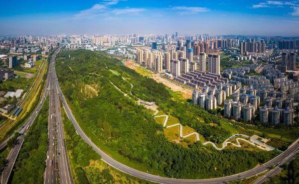 七年资金投入10亿人民币,武汉市75座损坏公路边坡拾起翠绿 第2张