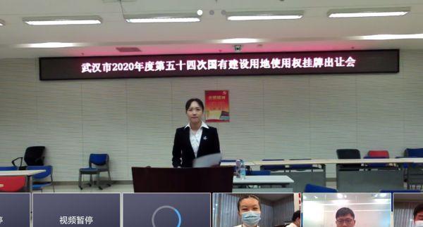 武汉市一宗地快拍得13.46亿人民币 第1张
