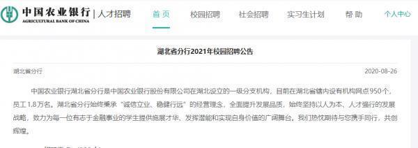 年薪10万,街道社区、高等院校、金融机构……武汉市又一批企业惹人了 第2张