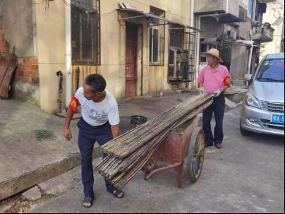 全体人员出战!武汉开发区沌阳街奏响建立全国各地卫生城市冲锋号 第3张