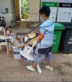 全体人员出战!武汉开发区沌阳街奏响建立全国各地卫生城市冲锋号 第4张