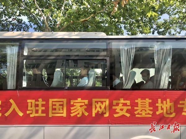 """""""对新教学区充满希望"""",华中大向拆迁学员每个月出示经费预算补助 第1张"""