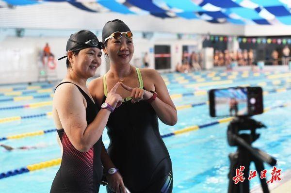 """千名""""水里高手""""猛烈大比拼,丹江人钟爱的游泳赛来啦 第3张"""