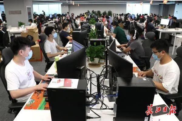 """搭建安全性高效率的高端装备制造管理体系,武汉市谋化""""十四五""""工业生产新项目提前准备那么干 第3张"""