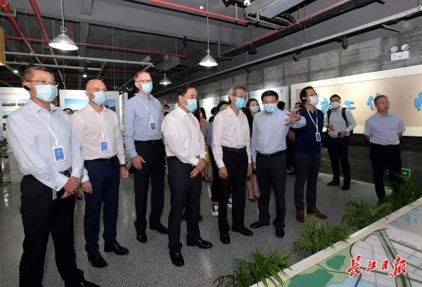 关心|坚定不移看中武汉市,20家跨国企业访问团来啦 第2张