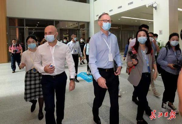 关心|坚定不移看中武汉市,20家跨国企业访问团来啦 第4张