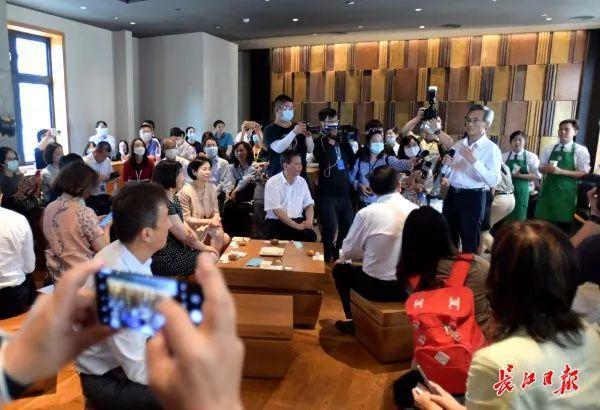 关心|坚定不移看中武汉市,20家跨国企业访问团来啦 第6张