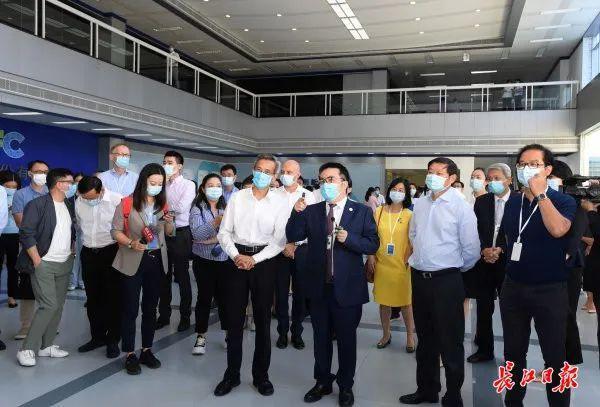 关心|坚定不移看中武汉市,20家跨国企业访问团来啦 第5张