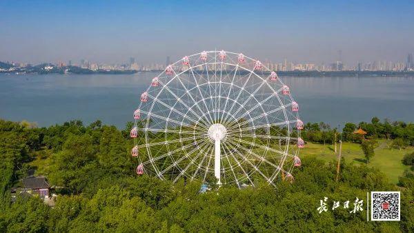 重获新生的武汉市又振作全球,此次是在服贸会 第5张