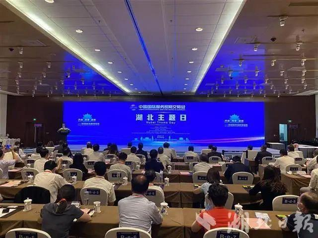 重获新生的武汉市又振作全球,此次是在服贸会 第8张