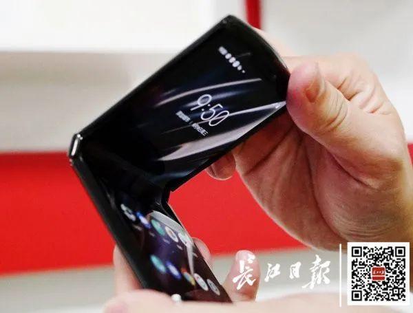 """""""武汉市造""""5G折叠手机全世界先发! 第3张"""