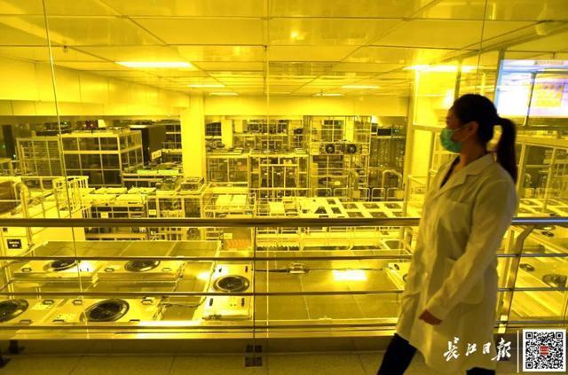 武汉市华星光电:将来将建中小型规格显示信息控制面板生产线的工业生产网络平台 第1张