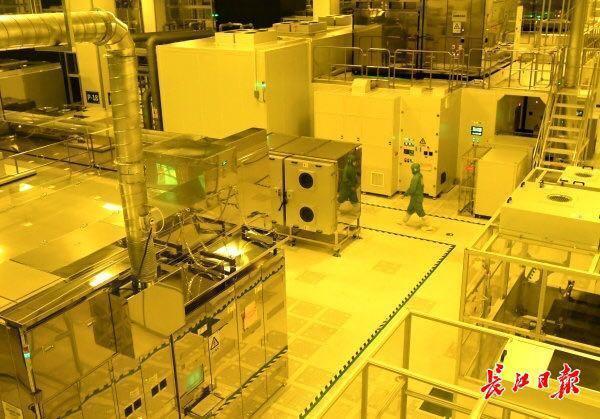武汉市华星光电:将来将建中小型规格显示信息控制面板生产线的工业生产网络平台 第2张