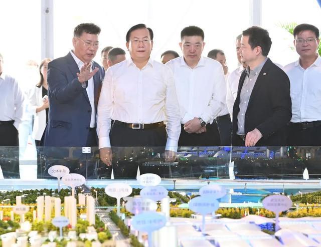 又一新城市地标!武汉天河国际性展览中心动工基本建设 第6张