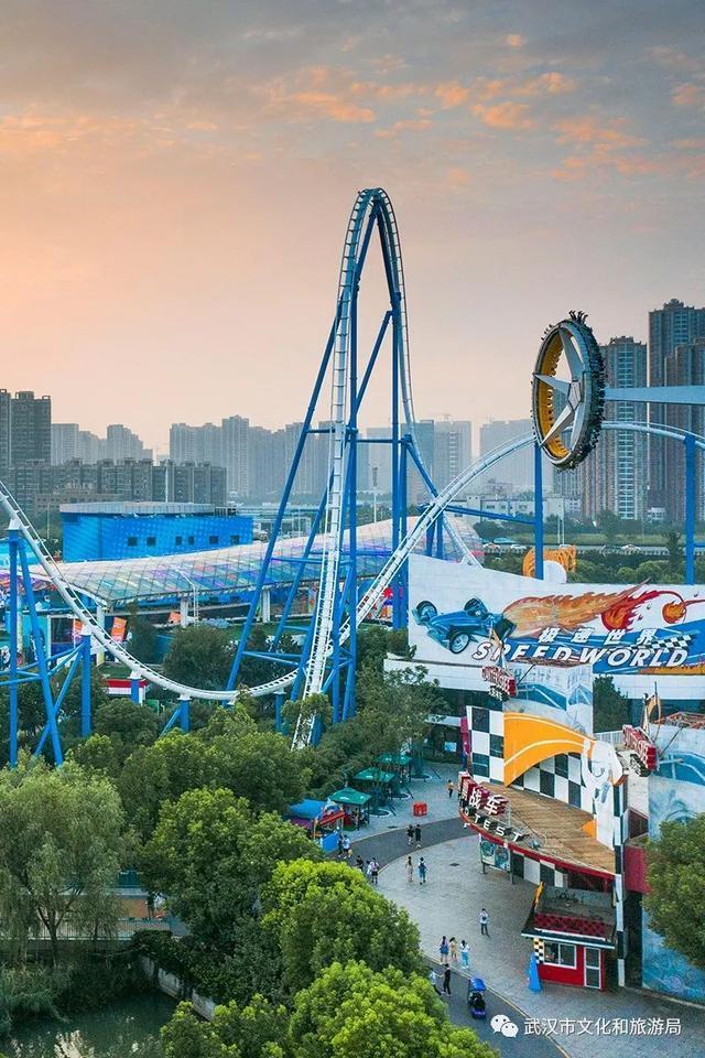 @国庆节放假8天,武汉准备了100张打卡! 第14张