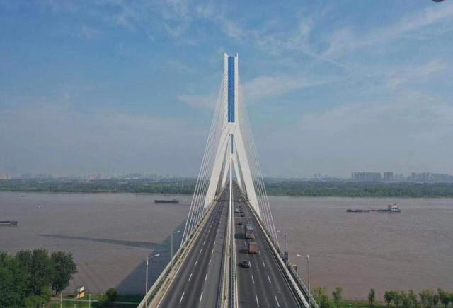 神奇!在地址未知的时候,我改变了轨迹!半夜在天兴洲长江大桥上打出这个大招 第1张