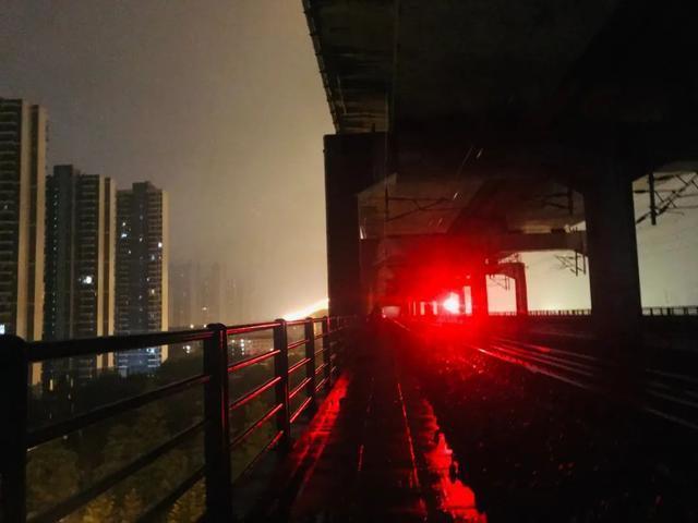 神奇!在地址未知的时候,我改变了轨迹!半夜在天兴洲长江大桥上打出这个大招 第2张