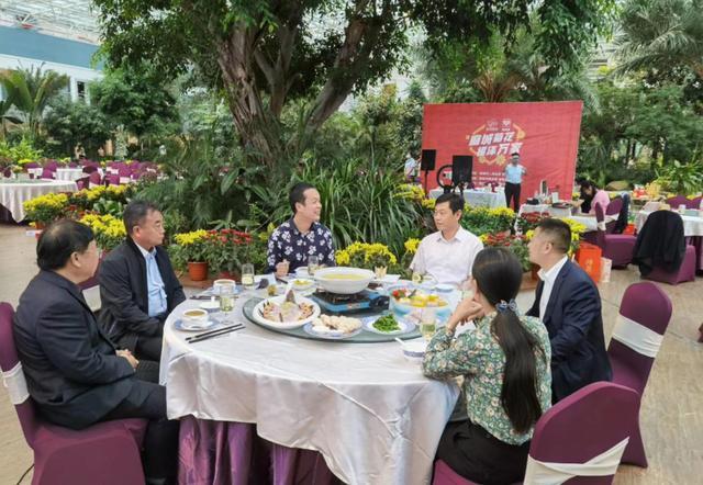 麻城市长平多多在直播室推出菊花,新电商助力麻城菊花产业链延伸 第2张