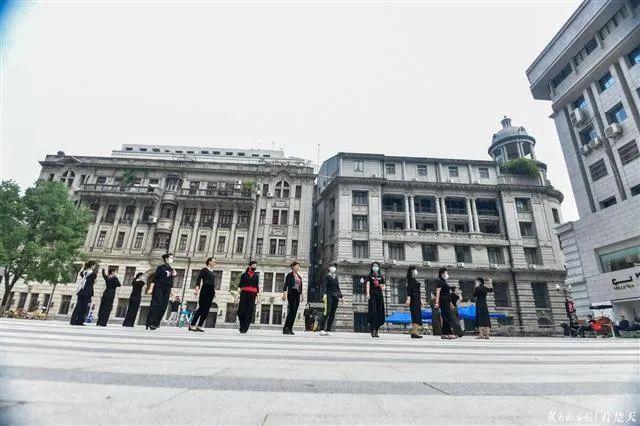 9月29日,江汉路步行街改回来了!16个事件点燃了国庆假期 第3张