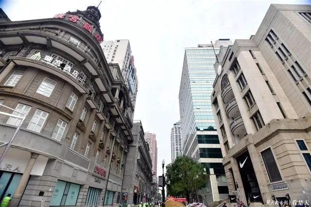 9月29日,江汉路步行街改回来了!16个事件点燃了国庆假期 第2张