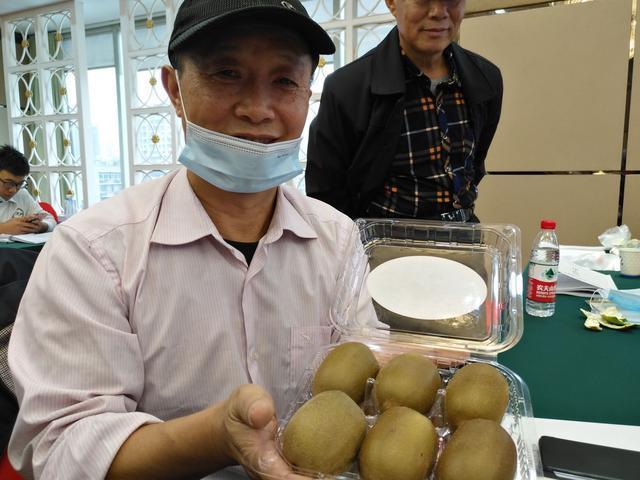 """武汉将建设5万亩猕猴桃产业集群,""""黄金果""""将带动农民就业致富 第1张"""