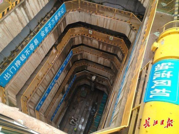 """大东湖深埋隧道的主隧道穿越水体,武昌市区一半的污水""""驶入""""地下""""快车道"""" 第2张"""