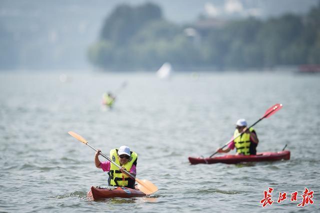 """武汉第一场""""舟马""""拉开帷幕,东湖又有一场大型水上活动 第2张"""