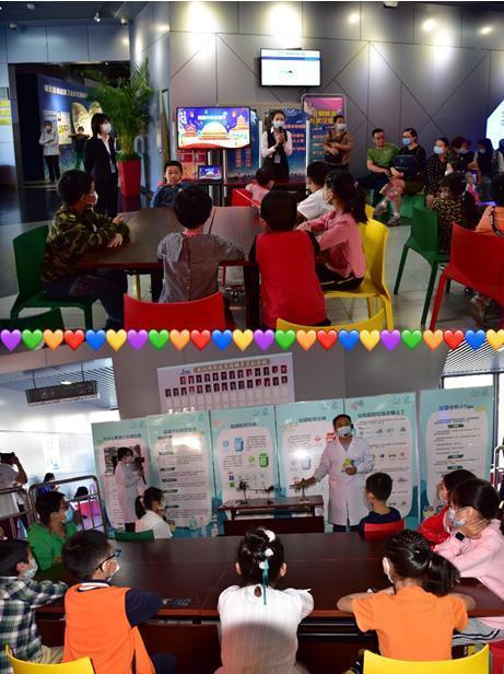"""武汉科技馆迎来了全面开放后的第一个""""双节"""",向祖国、中秋节和科普共享致敬 第4张"""