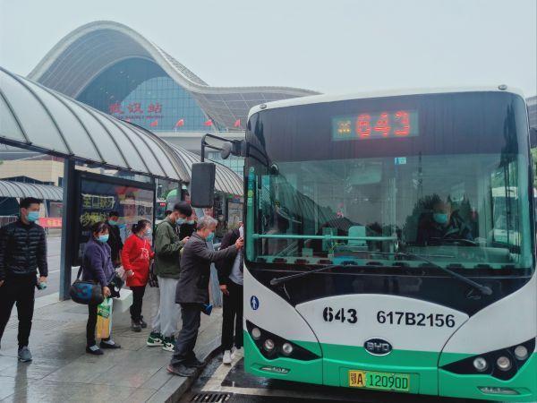 地铁、公交、出租车都要应对回程高峰 第3张