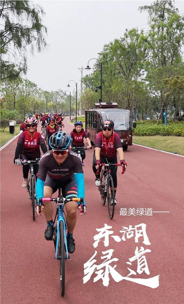 体育|长假过半,天气越来越好了!去,骑自行车打卡 第4张