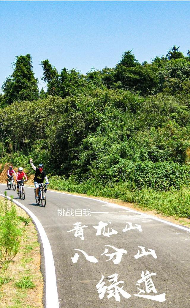体育|长假过半,天气越来越好了!去,骑自行车打卡 第15张