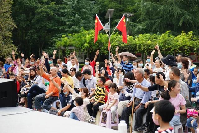 """每个房子都是打卡点!武汉的主要公园都很""""有名"""" 第2张"""