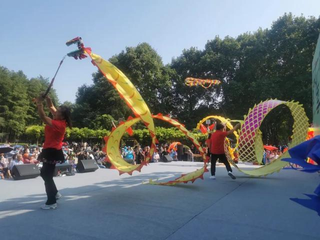 """每个房子都是打卡点!武汉的主要公园都很""""有名"""" 第3张"""