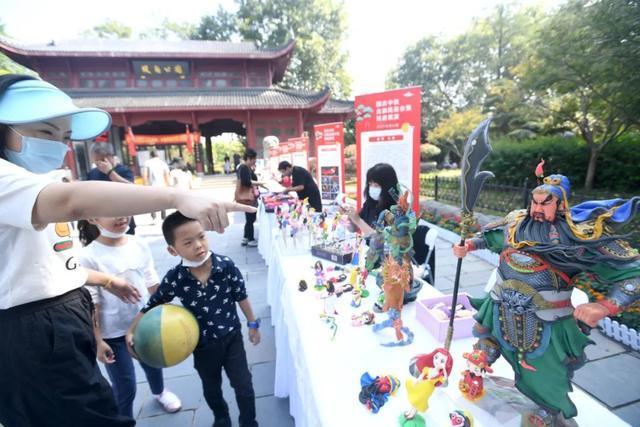 """每个房子都是打卡点!武汉的主要公园都很""""有名"""" 第11张"""