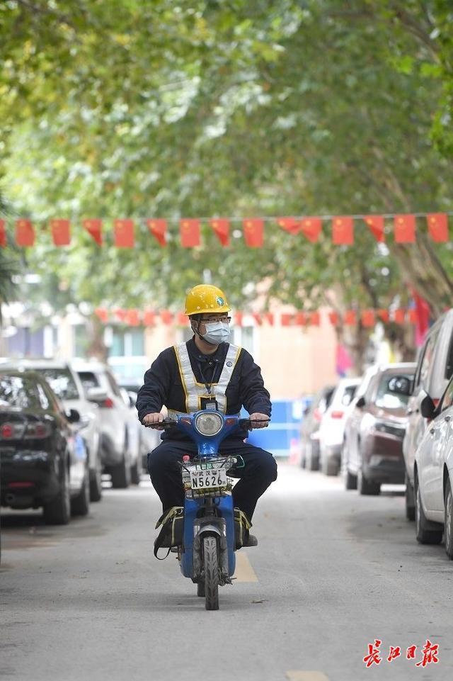 """天然气巡警刘源:""""闻闻""""大街小巷的煤气,每天检查30多公里的管道 第5张"""