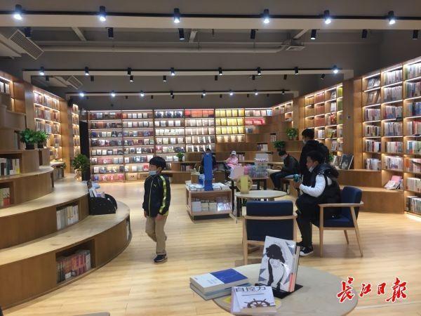 文华林,文清打卡的地方,也将成为书店街 第3张