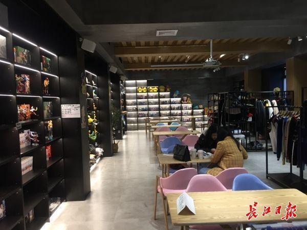 文华林,文清打卡的地方,也将成为书店街 第4张