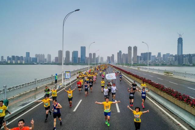 2020年10月12日武汉马拉松在线大赛开始,800个2021汉马贯通名额等着你! 第2张